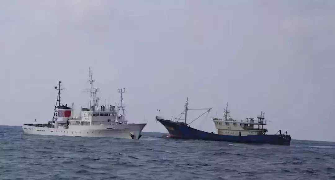 """今天日本炸我国鱼船 日媒:两艘中国渔船带着12名日本渔政人员""""逃逸""""……"""