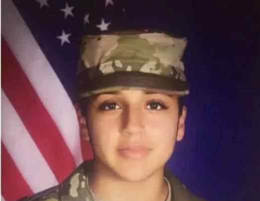 美国女兵遭性侵杀害分尸事件