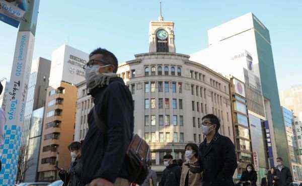 海尚丽人 日本新增795例确诊病例 创下单日新增最多纪录