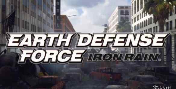 prowl 《地球防卫军:铁雨》新截图 最强机动步兵操控怪物!