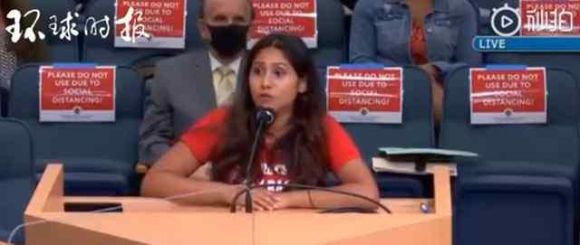 美国女子愤怒反对强制戴口罩 为什么会这样说