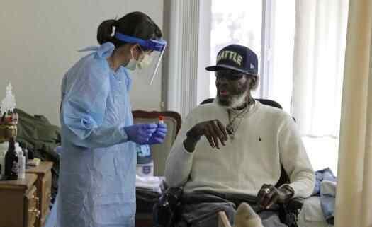 美国新冠肺炎确诊超273万 全球累计确诊超1053万例