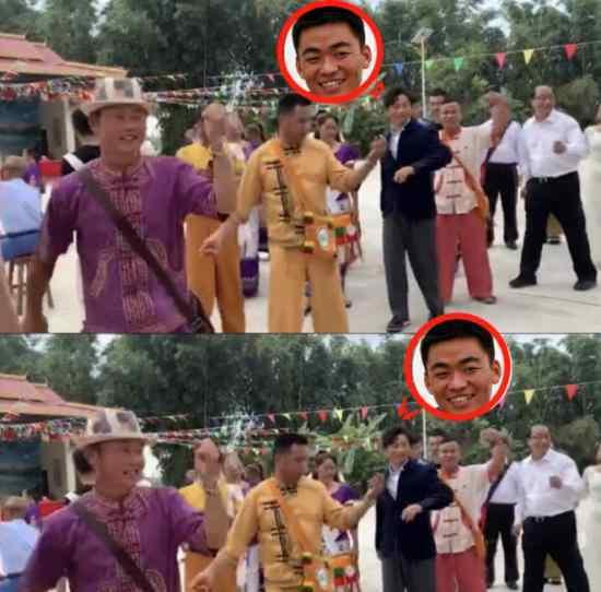 王宝强现身云南 王宝强去云南做什么?与村民一起跳舞?
