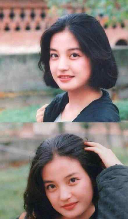 21年前的赵薇 21年后的赵薇 有什么变化