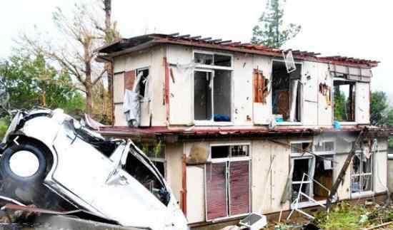 海贝思登陆日本 已有多人受伤面对台风日本采取了哪些行动