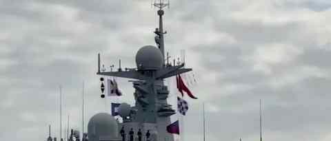 中国海军舰艇时隔10年再次访日 具体什么情况