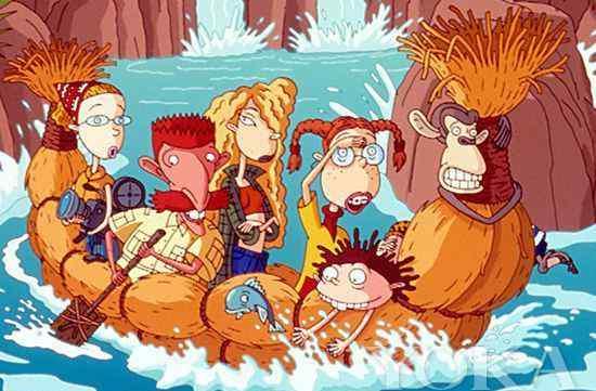 小魔女蒙娜动画片 你还记得这些动画片吗?