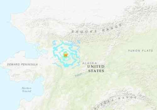 美国阿拉斯加地震 到底是什么状况?