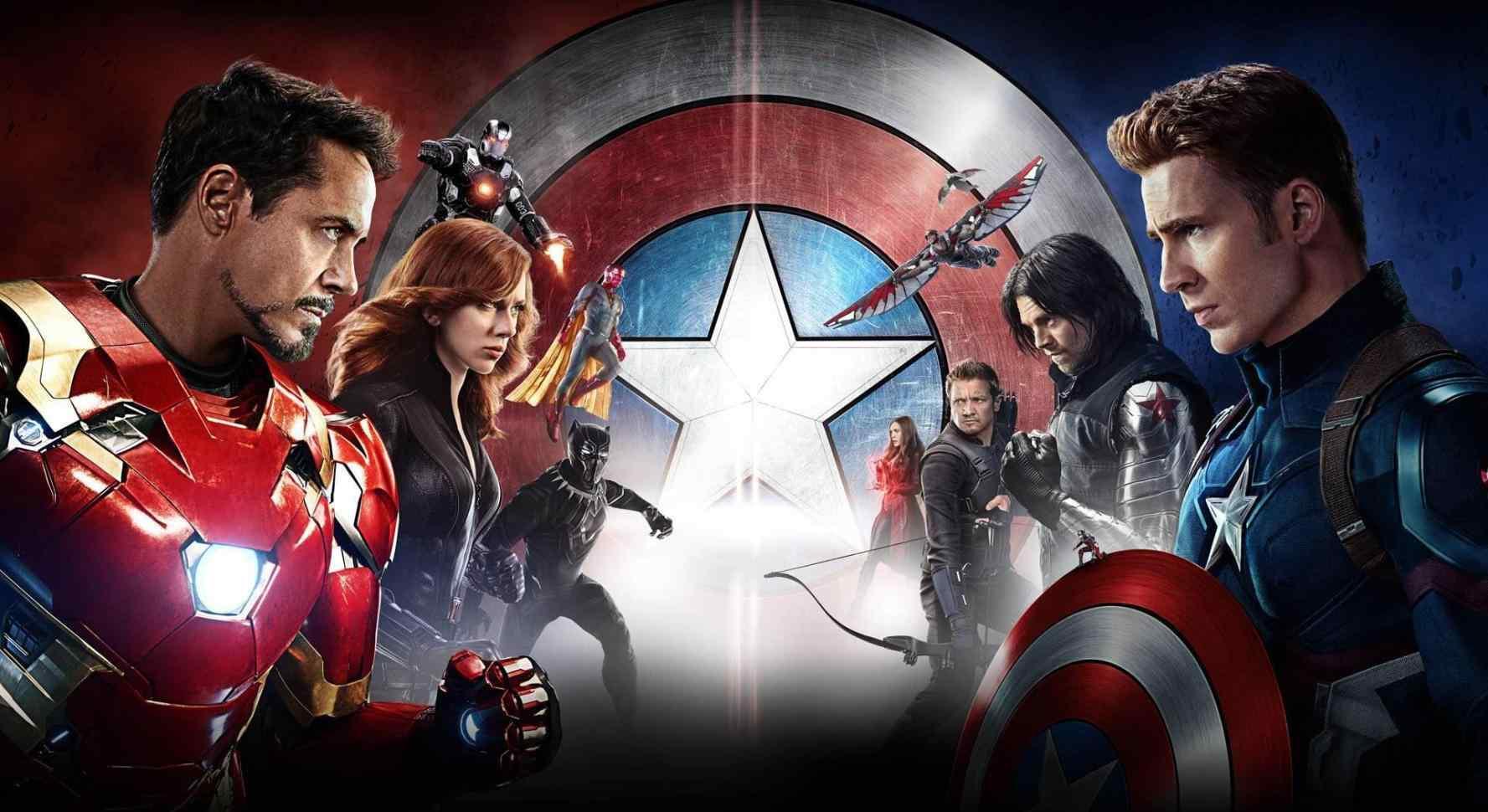 钢铁侠与美国队长 钢铁侠和美国队长谁才是复仇者联盟老大,钢铁侠一句话点明