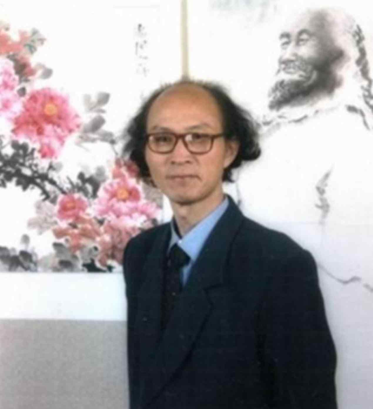 郭有几画 中国当代画家郭文松艺术欣赏