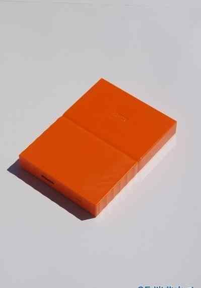 西部数据移动硬盘怎么样 西部数据用这个颜色搞了个大事!My Passport移动硬盘体验评测
