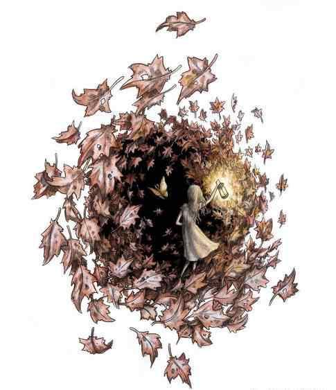 梦的魅惑 复古中的魅惑,让你无法自拔的童话故事|艺术捕梦