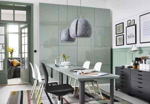 宜家家居小户型设计 小户型必备:13 款宜家最值得买的墙面收纳神器!