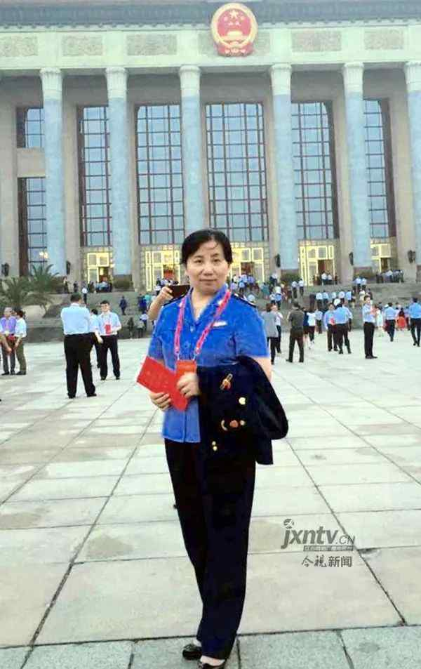 江西省工商行政 十九大里的基层工商人 | 江西省工商行政管理局 杨莹