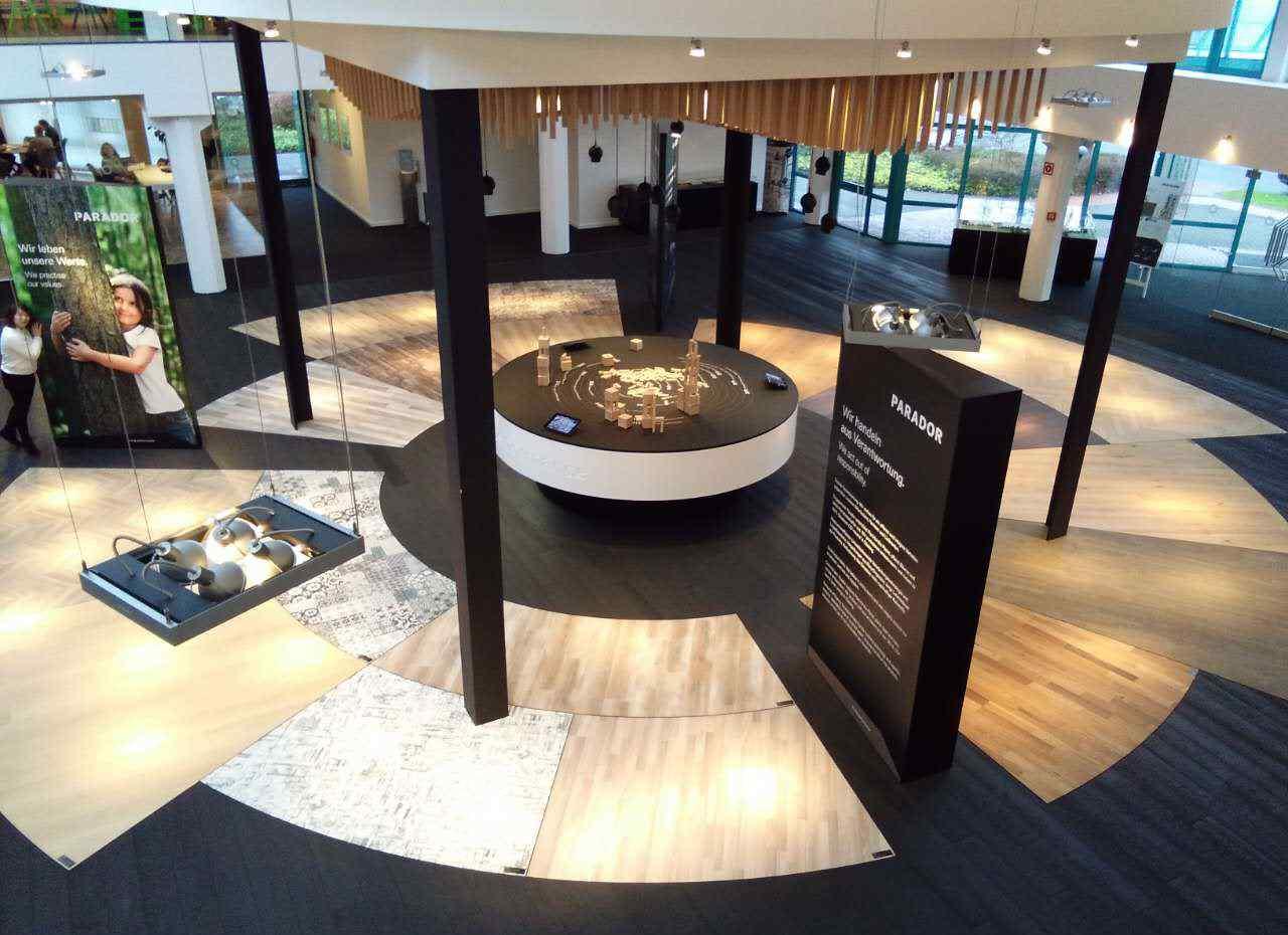 帕诺 德国Parador帕诺地板,当之无愧的世界地板品牌