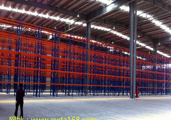 横梁托盘货架 横梁式货架、托盘式货架、重型货架的区别