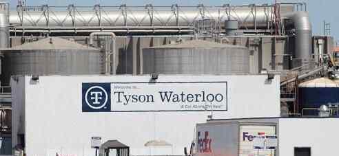 美国泰森食品一工厂890名员工确诊 究竟是怎么感染的?