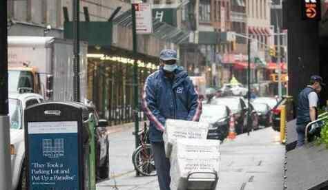 纽约州将要求公共场所必须戴口罩 为什么这么严格了?