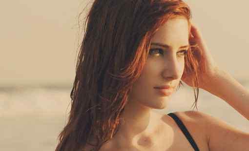 好看的欧美图片 欧美女生唯美图片 好看的欧美意境女生