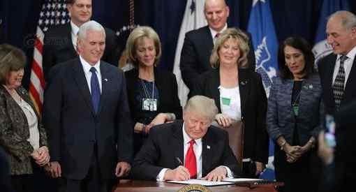 美军组建太空部队,特朗普宣称不会落后于中俄