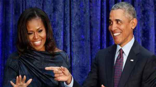 奥巴马进军演艺圈,和夫人米歇尔携手并进