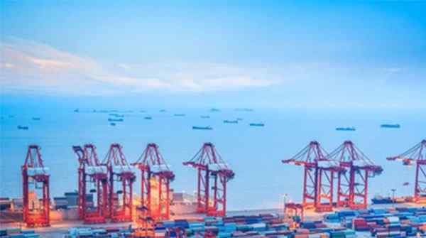 中国正重归海上大国,港口正在发挥一个关键级的作用