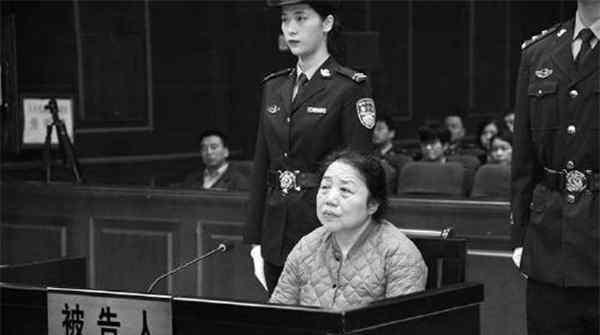 女副厅长疯狂敛财,法院未进行当庭审判