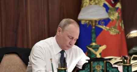 普京签署反制裁法,针对美国以及不友好国家