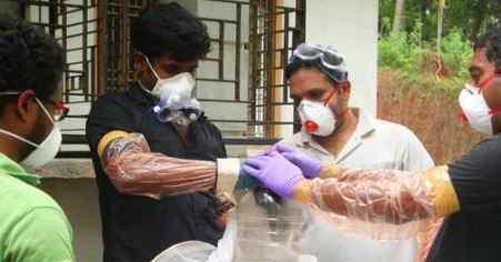 印度爆发尼帕病毒,暂无有效疫苗治疗