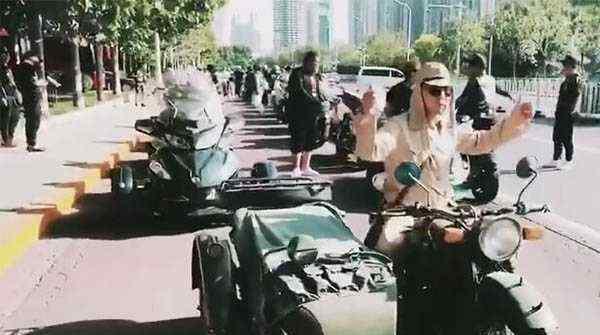 男子穿日本军服迎亲,造成恶劣社会影响网友谴责