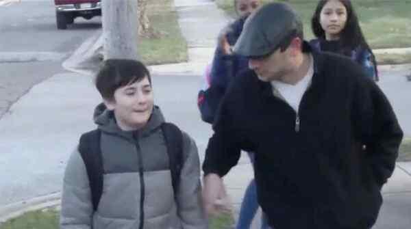 因姓特朗普被霸凌,男孩被迫回家休学