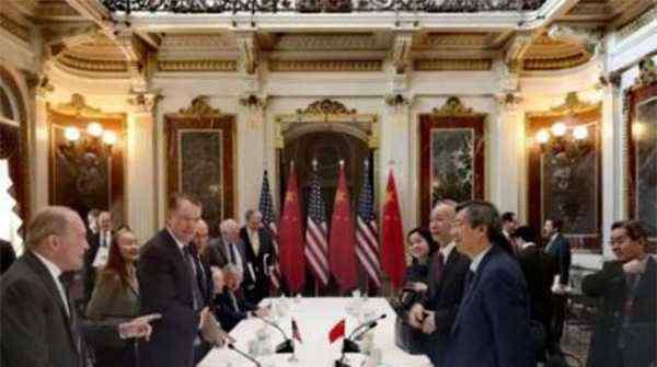 美延后对华加征关税,双方互相交流意见