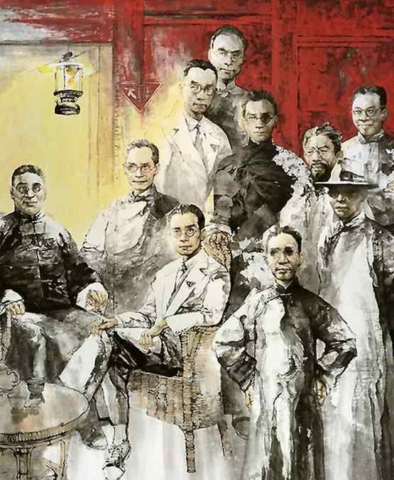 现代大师 中国近代哪些人有资格叫大师,其中谁是真大师?