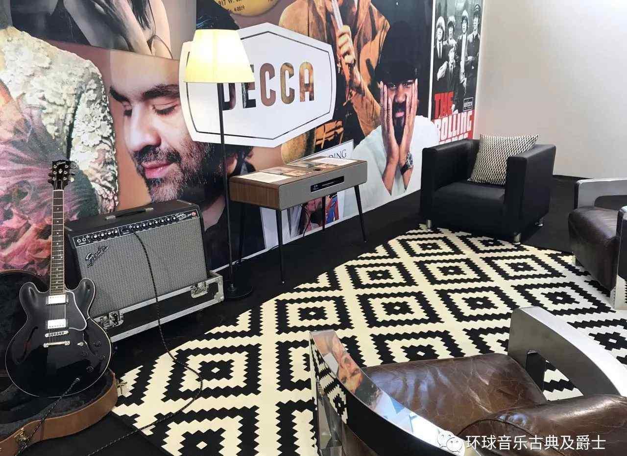 环球唱片公司 环球音乐集团旗下Decca唱片三位新秀首访中国