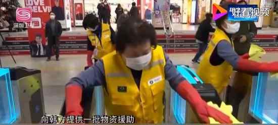 中国援助韩方口罩 具体捐了多少