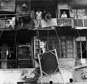 中国60年 一组图带你领略中国60年住宅变迁