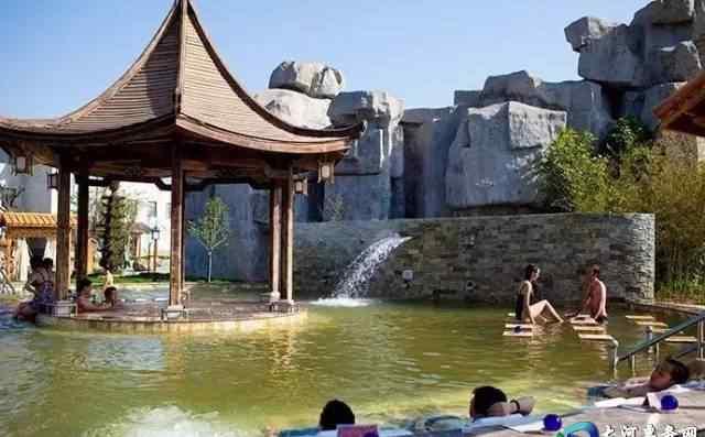 花都温泉 郑州周边最美的温泉——许昌花都温泉