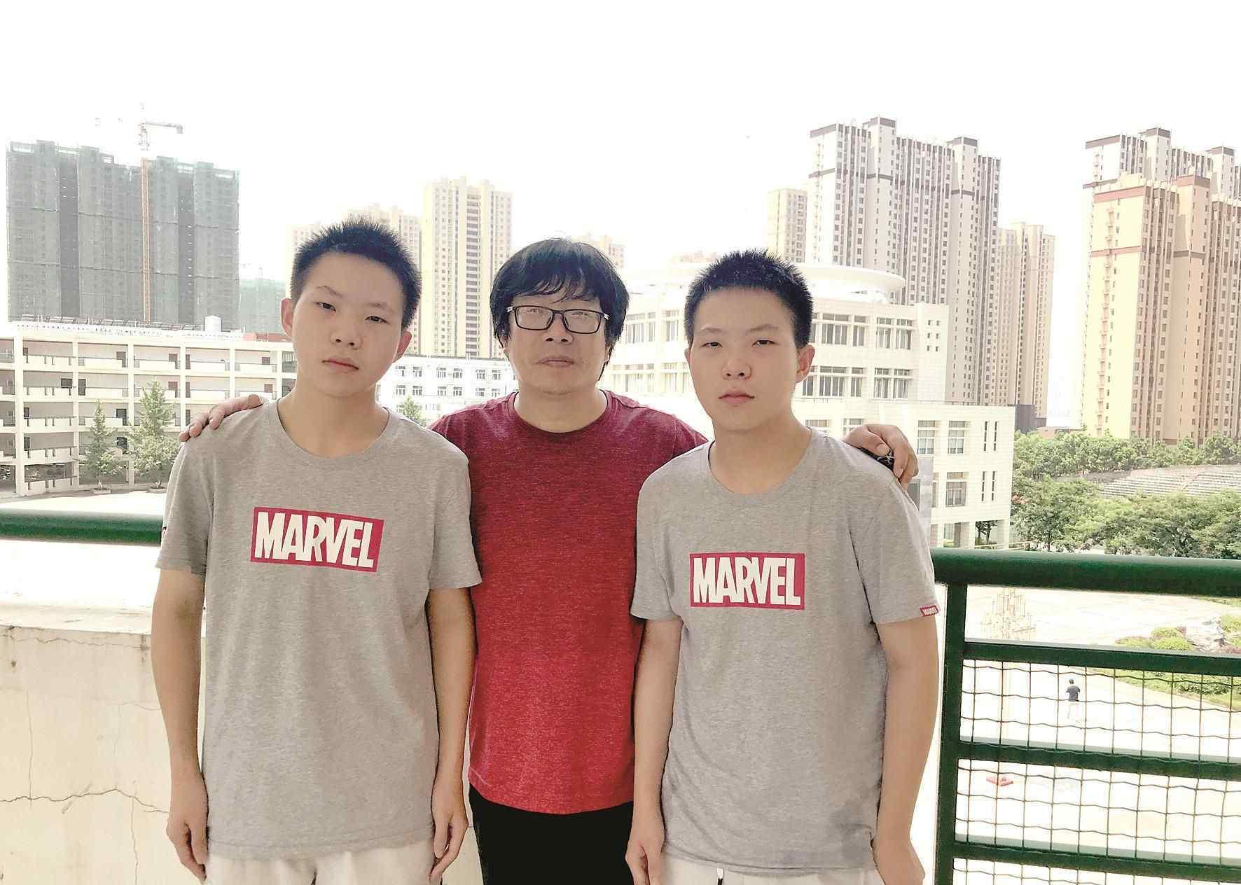 武汉双胞胎兄弟高考同获664分 到底是什么状况?