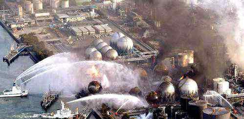 日本百万吨核污水或排入太平洋 日本福岛核电站已存约123万吨核污水