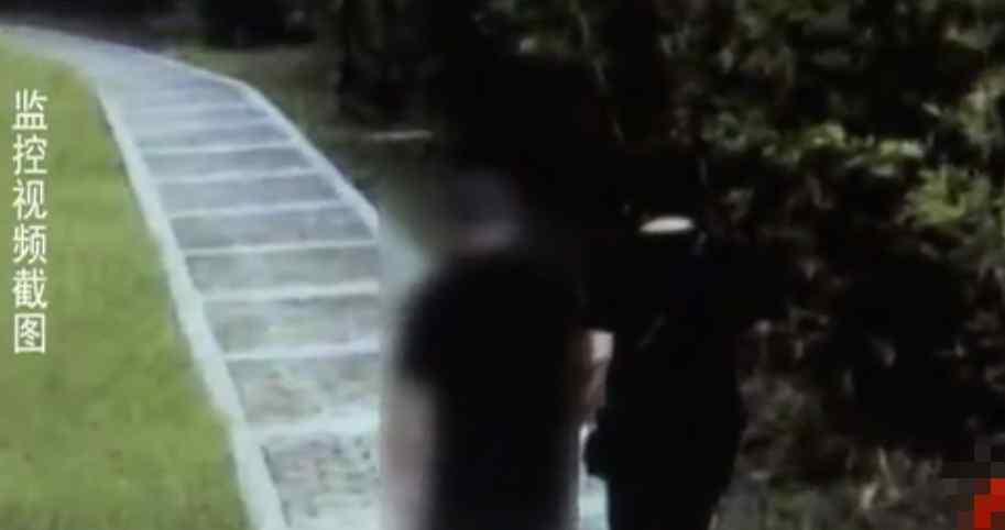 70岁大爷和40岁女子在公园拥吻 回家洗澡时发现不对立刻报警