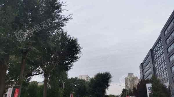 今日午后北京将迎分散性雷阵雨 后天最高气温降至21℃秋意十足