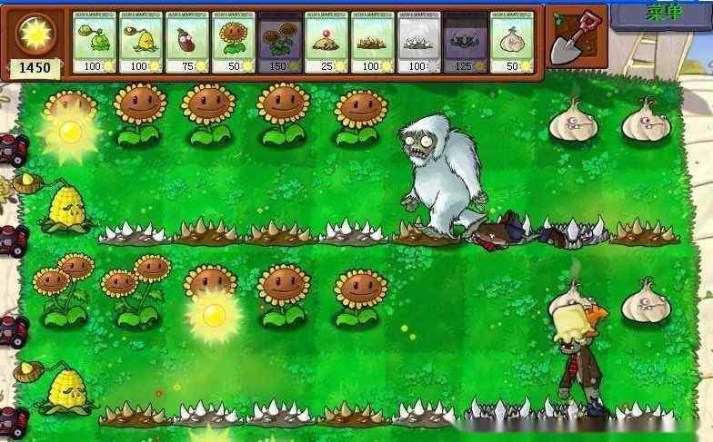 僵尸类单机游戏 单机游戏《植物大战僵尸》僵尸图鉴中未激活的僵尸是哪一种?