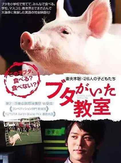 小猪教室 电影课堂 |《小猪教室》佳片赏析