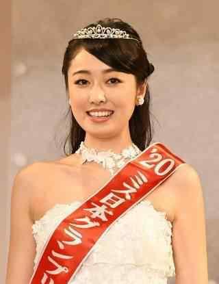 2020日本小姐冠军 是谁长什么样(图)