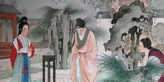 贾午不愿被世俗所束缚,与韩寿偷香,有情人终成眷属