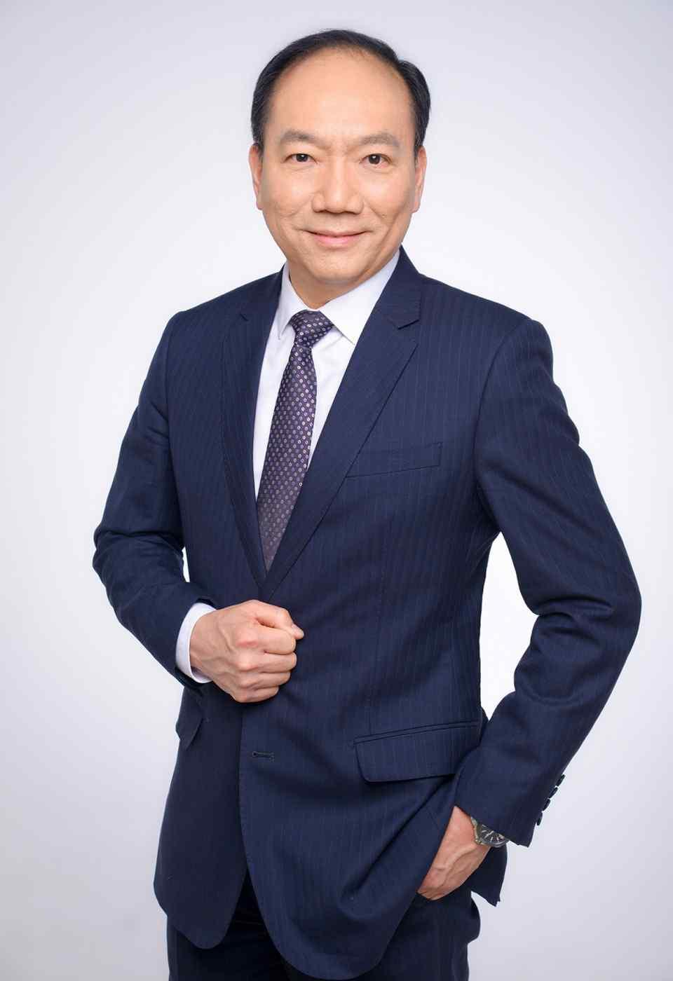 江培材先生出任北京粤财JW万豪酒店总经理