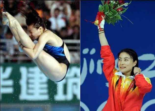 跳水运动员也会遭遇伤病,终于知道,郭晶晶丈夫为何那么宠她了