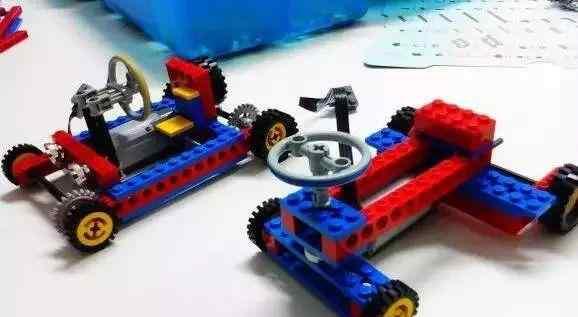 乐高机器人教育与乐高玩具的区别!