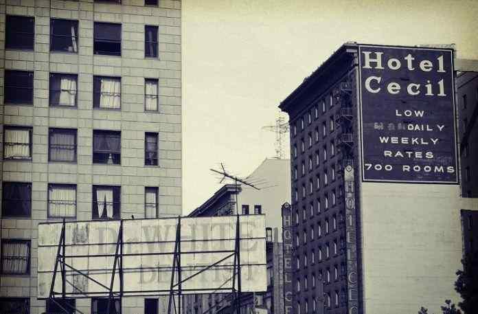 无尽的闹鬼与死亡:扒一扒美国最黑暗的塞西尔酒店