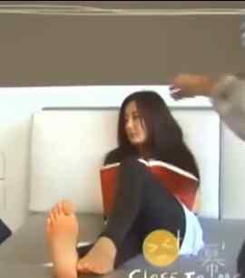杨幂的脚真的很臭吗,这是什么梗,刘恺威告诉你真相